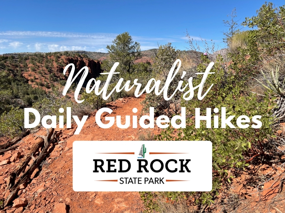 Daily Guided Hikes at Red Rock State Park
